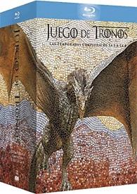 Pack Juego De Tronos - 1ª A 6ª Temporada (Blu-Ray)