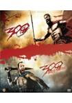 300 + 300 : El Origen De Un Imperio - Colección Vintage (Funda Vinilo)