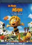 La Abeja Maya - La Película (Blu-Ray 3d + Blu- Ray)