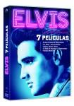 Pack Elvis Presley (7 DVD,s)