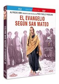 El Evangelio Según San Mateo (Blu-Ray + Dvd)