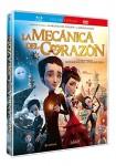 La Mecánica Del Corazón (Blu-Ray + Dvd)**