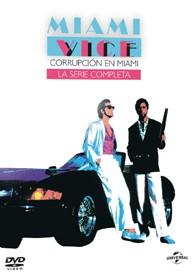 Miami Vice (Corrupción En Miami) - Serie Completa