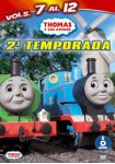 Thomas Y Sus Amigos - 2ª Temporada Vol. 7 a 12
