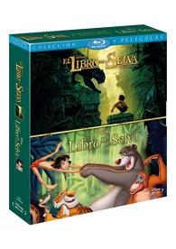 Pack El Libro De La Selva (Imagen Real) + El Libro De La Selva (Classic) (Blu-Ray)