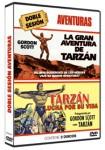 La Gran Aventura De Tarzan + Tarzan Lucha Por Su Vida