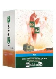 Breaking Bad - Serie Completa (Ed. Metálica) (Blu-Ray)