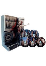 The Walking Dead - 6ª Temporada (Blu-Ray + Dvd + Figura Exclusiva)