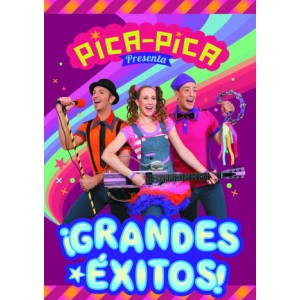 En Vivo (Grandes Exitos) PicaPica DVD+CD