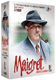 Pack Maigret (Maigret) 1992 - Serie Completa 12 Episodios