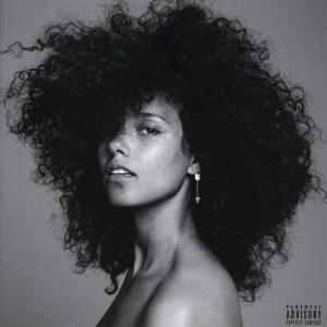 Here: Alicia Keys CD