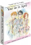 Your Lie In April - 1ª Parte (Blu-Ray)