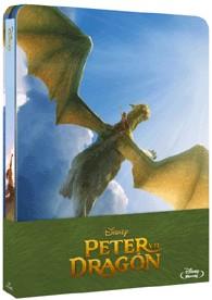 Peter Y El Dragón (Blu-Ray) (Ed. Metálica)