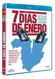 7 Días De Enero (Blu-Ray)