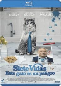 Siete Vidas, Este Gato Es Un Peligro (Blu-Ray)