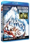 Avalancha (Blu-Ray)