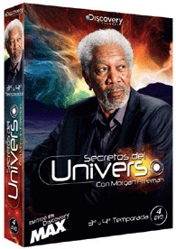 Discovery Channel : Secretos Del Universo - 3ª Y 4ª Temporada