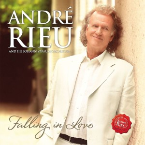 Falling In Love: André Rieu CD