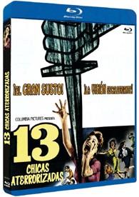 13 Chicas Aterrorizadas (Blu-Ray)