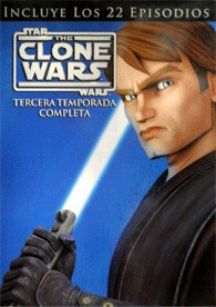 Star Wars : The Clone Wars - Temporada 3 Completa