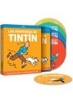Las 21 Aventuras De Tintín + Largometrajes (Blu-Ray)