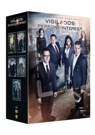 Vigilados : Person Of Interest (1ª A 5ª Temporada)