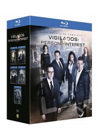 Vigilados : Person Of Interest (1ª A 5ª Temporada) (Blu-Ray)