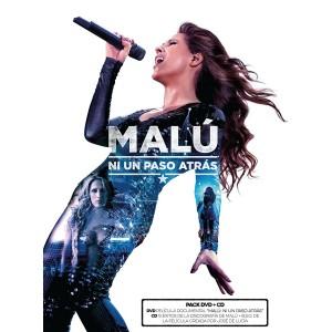 Malú: Ni Un Paso Atrás CD+DVD