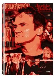 Pack Quentin Tarantino (2017) (Blu-Ray)