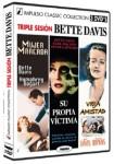Pack Bette Davis Mujer Marcada + Su Propia Victima + Vieja Amistad