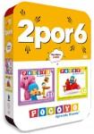 Pack 2 Por 6 : Pocoyo - Vol. 11 + Pocoyo - Vol. 12