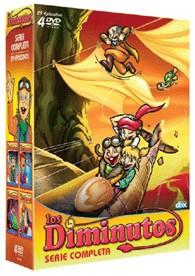 Pack Los Diminutos - Serie Completa