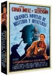 Pack Grandes Novelas de Misterio y Aventuras: Arthur Conan Doyle & Robert Louis Stevenson