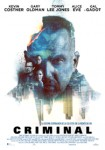 Criminal (2016) (Blu-Ray)