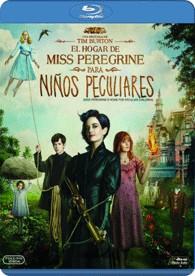 El Hogar De Miss Peregrine Para Niños Peculiares (Blu-Ray)