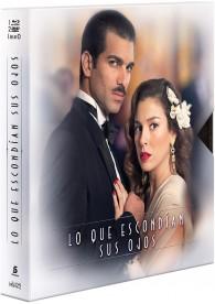 Lo Que Escondían Sus Ojos (Blu-Ray + Dvd + Libro)