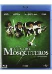Los Cuatro Mosqueteros (Blu-Ray)