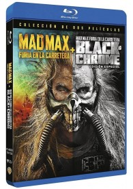 Mad Max. Furia En La Carretera + Black Chrome (Blu-ray)