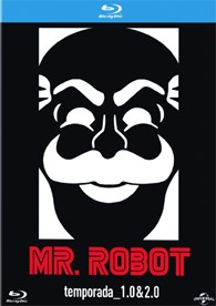Mr. Robot - 1ª Y 2ª Temporada (Blu-Ray)