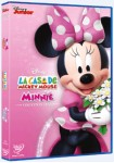 Pack La Casa de Mickey Mouse: Minnie Y Su Desfile De Lazos De Invierno + Minnie Estrella Del Pop