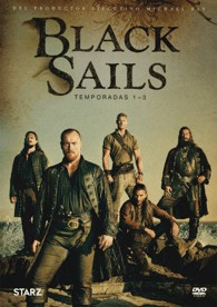 Black Sails - 1ª A 3ª Temporada
