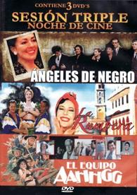 Ángeles De Negro + La Rumbera + El Equipo Aahhgg