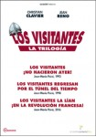 Pack Los Visitantes (Blu-Ray)