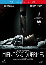 Mientras Duermes (Blu-Ray + Dvd)