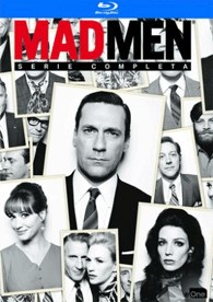 Mad Men : Serie Completa (Blu-Ray)