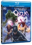 La Liga De La Justicia Oscura (Blu-Ray)