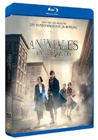 Animales Fantásticos Y Dónde Encontrarlos (Blu-Ray)