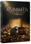 Animales Fantásticos Y Dónde Encontrarlos (Blu-Ray) (Ed. Metálica)