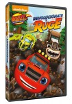 Blaze Y Los Monster Machines : Revolucionate Y Ruge