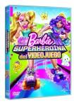 Barbie : Superheroína Del Videojuego***